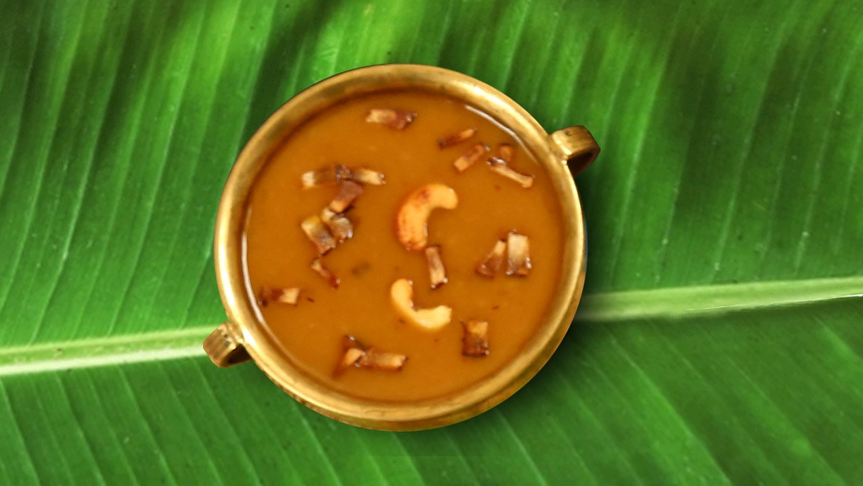 Homemade Ada Payasam Recipe