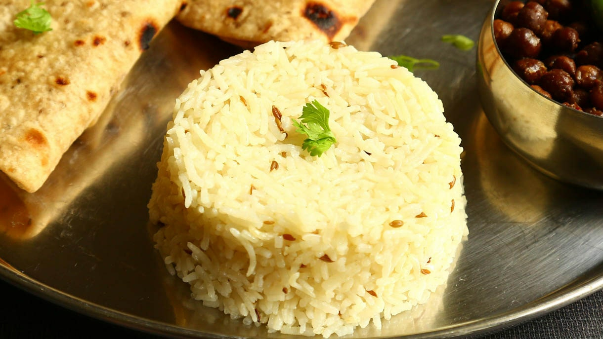 Homemade Coconut Rice