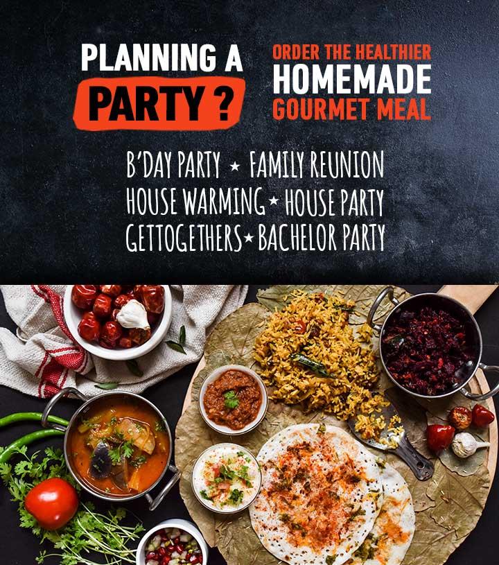 Home Made Food By Masala Box